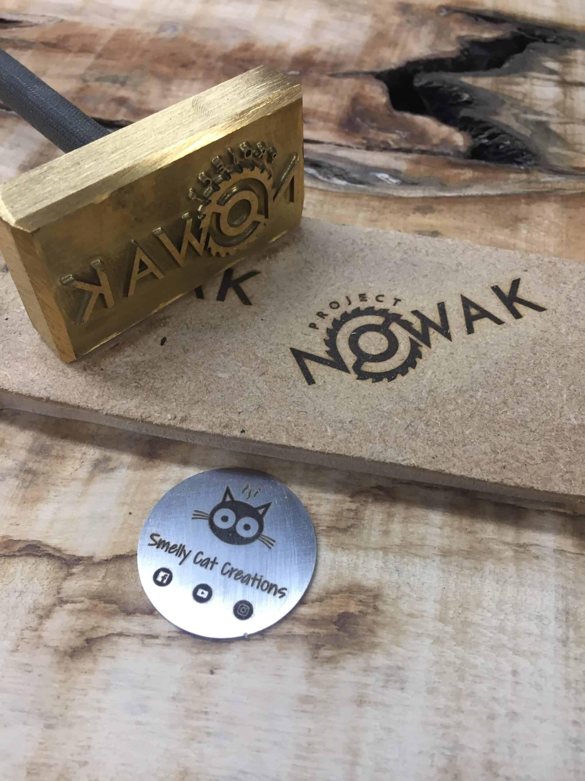 uk made branding iron